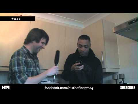 Wiley Interview - London, March 2013 (Exclusive)