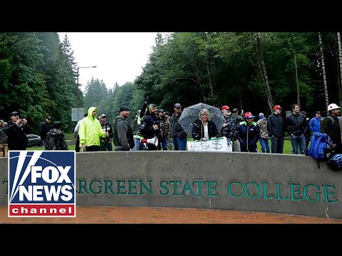 New enrollment down at Evergreen State College