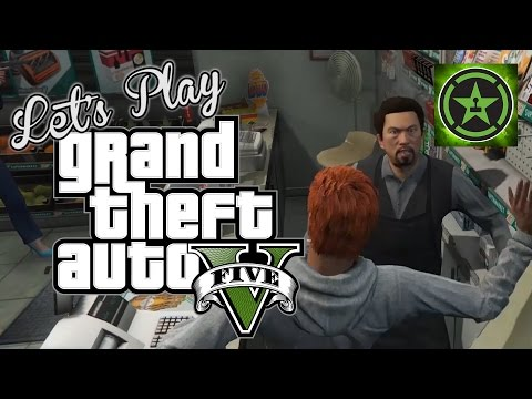 Let's Play - GTA V - The PC Grind