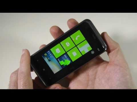 Htc 7 Pro Mobile Phone Full Review video