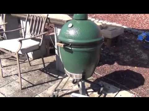 Cold Smoke Generator III - Big Green Egg