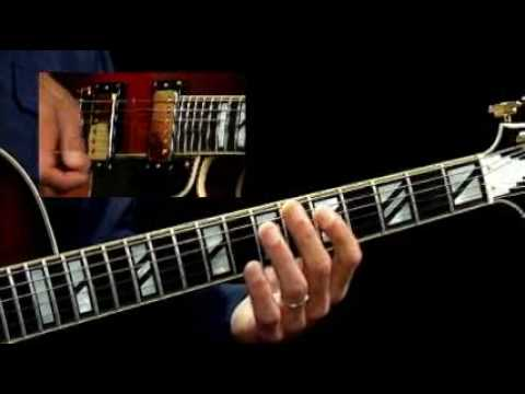 50 Jazz Guitar Licks You MUST Know - Lick #18: Minor Vamp - Frank Vignola