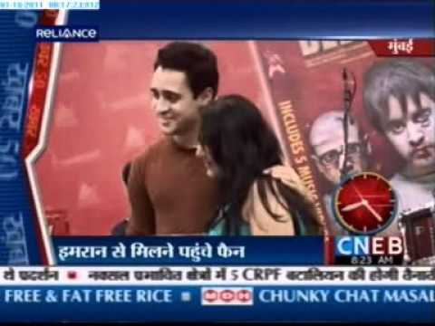 Excel Home Entertainment Delhi Belly CNEB News 01 Oct 2011 39sec...