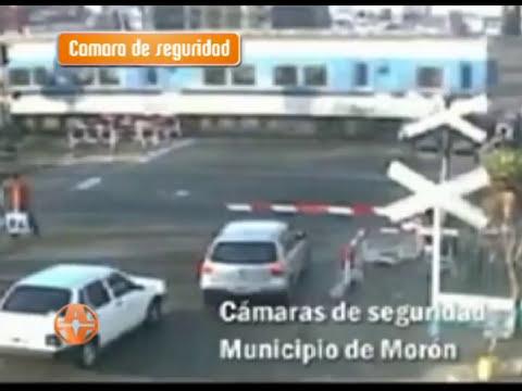 Argentinos Al Volante: Accidentes Cámara de seguridad