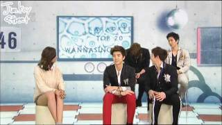 Engsubbed 2pm On Top 20 Karaoke Chart