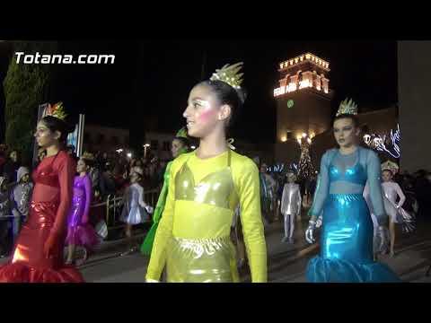 Cabalgata de Reyes Magos Totana 2019