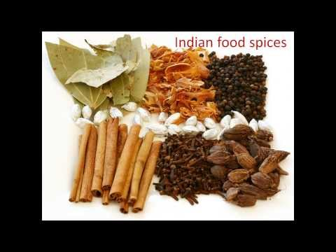 Indian food spices,Indian Spices and Herb Guide, India Spice, Masala, Cooking, Recipes