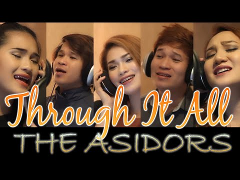 Through It All - Hillsong Cover - The AsidorS