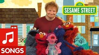 Download lagu Sesame Street: Ed Sheeran- Two Different Worlds