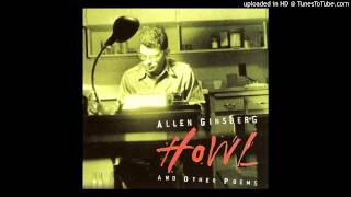 Watch Allen Ginsberg America video