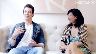 Miles Teller | 5 Questions With SuChin Pak