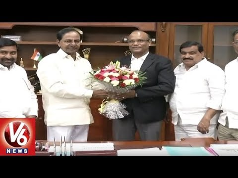 Banda Shivanand Prasad Appoints As AG Of Telangana State | V6 News