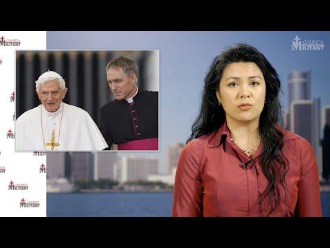 Pope Benedict Secretary Criticizes German Church Tax