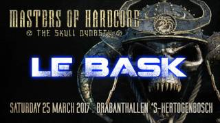 Le Bask @ Masters of Hardcore - The Skull Dynasty 2017