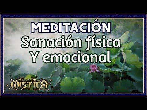 Sanación Espiritual. Técnica de meditación-Relajación.