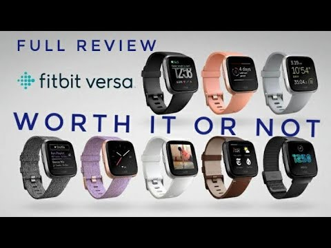 Fitbit Versa New budget Smart Watch Full Review Worth to Buy or Not !!!