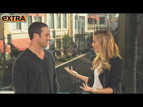 Taylor Kinney on 'Chicago Fire' and GF Lady Gaga