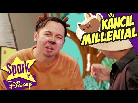 KANCIL JAMAN SEKARANG Wkwkwkwwk - SPARK BY DISNEY