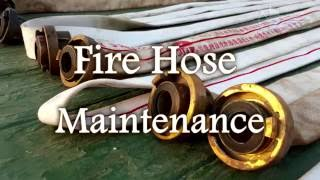 Fire Hose Maintenance