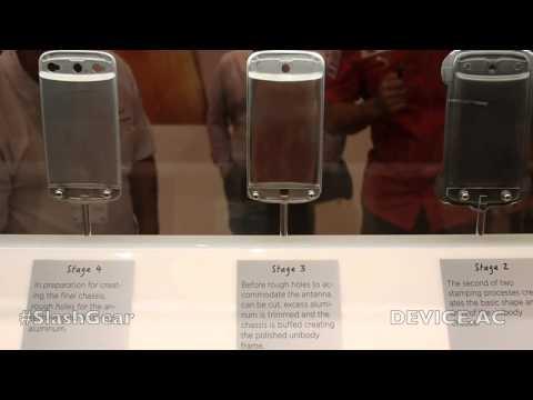HTC One S micro-arc oxidation eyes-on at CTIA 2012