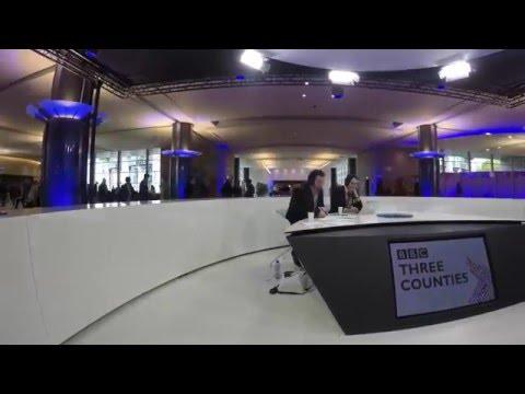 European Parliament Time-lapse