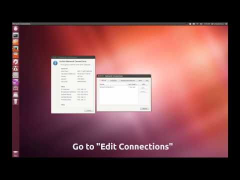 Configure Static Ip Ubuntu 12.04 Guild