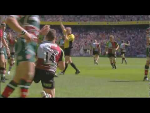 Harlequins 30 v 23 Leicester Tigers | Aviva Premiership Rugby Highlights FINAL | 26-05-12