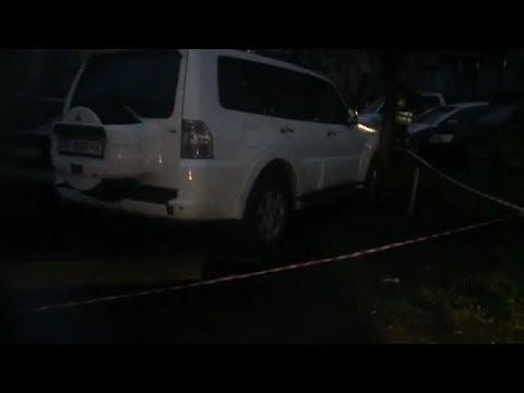 З місця події: у Києві легковик протаранив 5 машин, є поранені