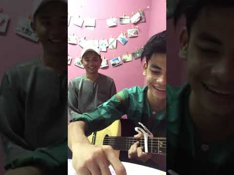 Download Selamat Berhari Raya cover by Zakuan Mazlan ft Zahyrul Naim Mp4 baru