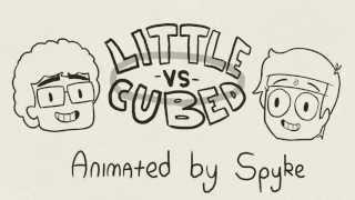 Little Vs Cubed Animated - Uzi & Brad Bot!