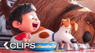 PETS 2 Clips & Trailer German Deutsch (2019)
