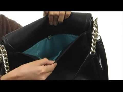 Cole Haan Ainsley Jenna Shoulder Bag Black 5