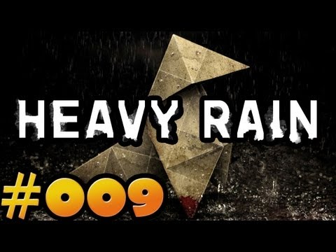 Let's Play Heavy Rain #009 - Schlaflose Nacht [Deutsch][Blind][PlayStation3]