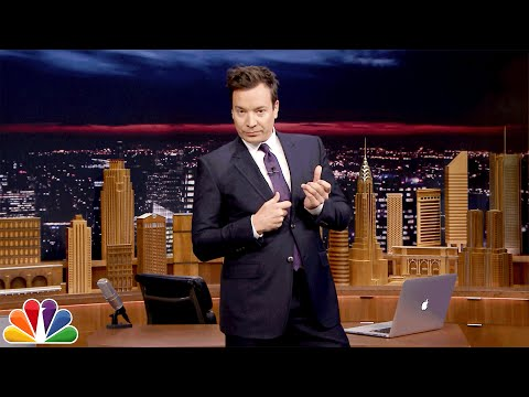 Jimmy Fallon Pays Tribute to Prince