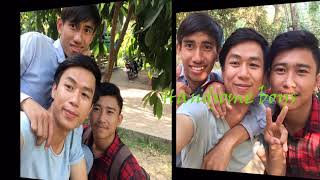 Travel with My Friends in the Countryside