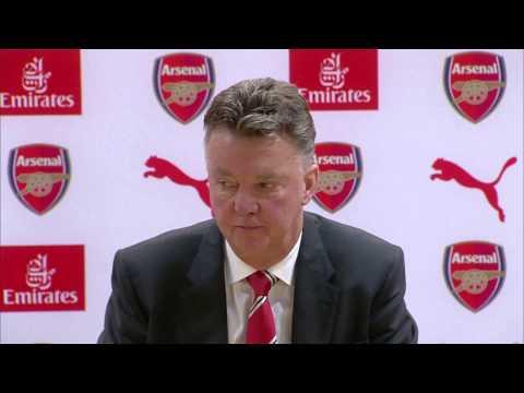 Louis van Gaal on Man United win over Arsenal: Credits De Gea, McNair & Blackett