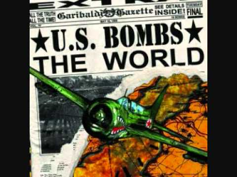 Us Bombs - The World
