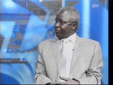 Interviews with Atem Garang about the war between the states of Sudan
