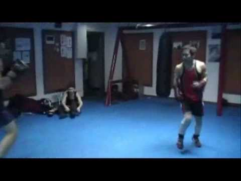 Martial Arts Odyssey: Savate Bangkok Part 2 Image 1