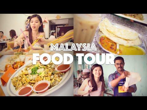 Malaysia Food Tour: 2015 Teaser