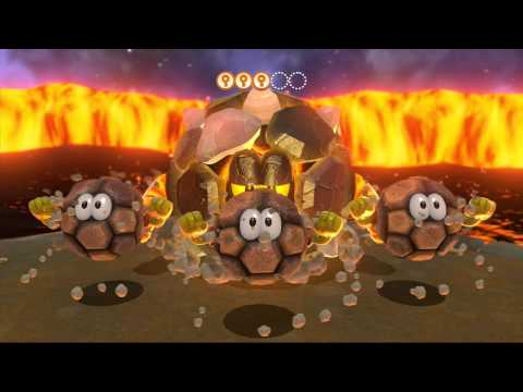 Super Mario 3D World - Boss Blitz Level
