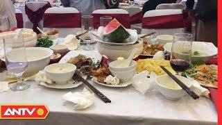 Cận cảnh thực trạng lãng phí đồ ăn khủng khiếp của người Việt | An toàn sống | ANTV