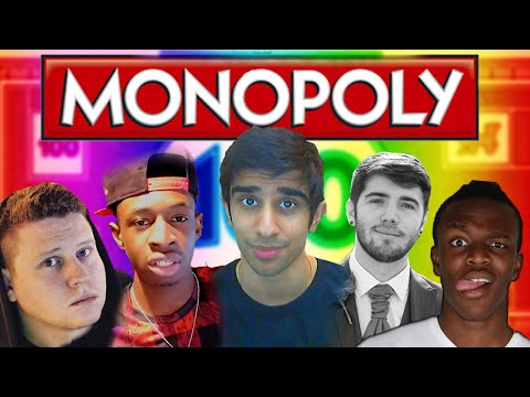 MONOPOLY PLUS #1 with Vikkstar (Game 5)