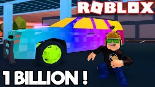 ROBLOX JAILBREAK 1 BILLION VISITS!!! BRAND NEW SUV AND MUCH MORE!!!