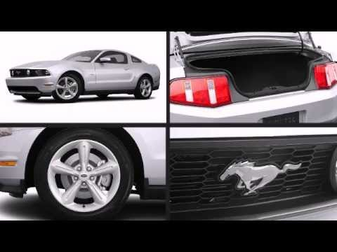 2012 Ford Mustang Video