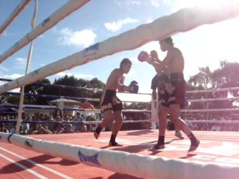 CAMBODIAN KICKBOXING FIGHT BOTH BOYS ARE 15YRS OLD Image 1
