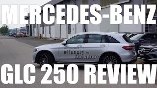 2016 Mercedes-Benz GLC 250 Full Review In Malaysia