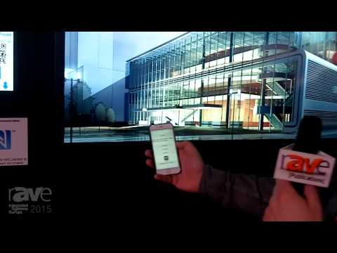 ISE 2015: Scala Demonstrates How to Use a Mobile Phone as a Signage Remote Control