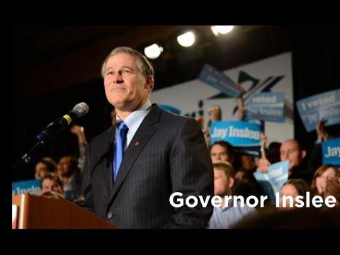 Governor Jay Inslee Keynote Address