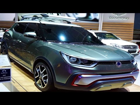 SsangYong XIV-Adventure Concept 2014